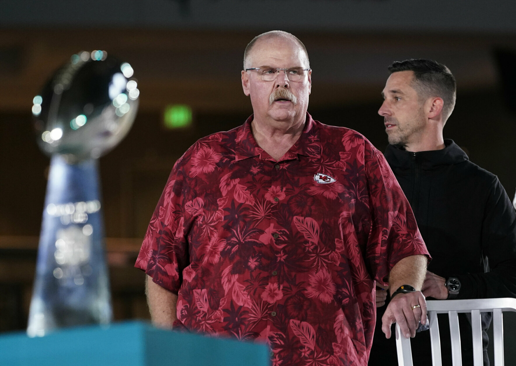 <p>I know Chiefs head coach Andy Reid isn&#8217;t a local &#8212; and is, in fact, a former Eagles coach that tormented the Redskins for over a decade &#8212; but in 21 seasons, he's the sixth-winningest coach in NFL history with zero championships in only one previous Super Bowl appearance. Like beloved veteran coaches Tony Dungy and Bill Cowher before him, let Andy have his long-awaited day in the sun.</p>
