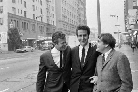 Bob Shane, founding member of Kingston Trio, dead at 85