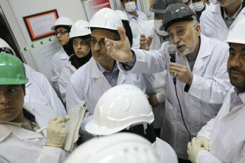 Key moments in the unraveling of Iran's nuclear deal