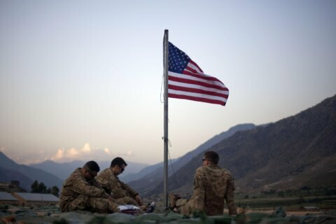 Survey: Nearly half of Afghans want US troops out after deal