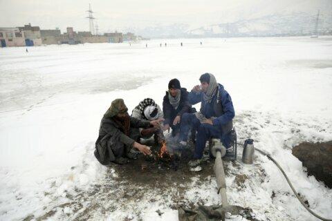 Harsh weather kills 70 more people in Pakistan, Afghanistan