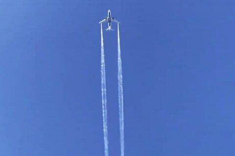 Jet dumps fuel that lands on schoolkids near Los Angeles