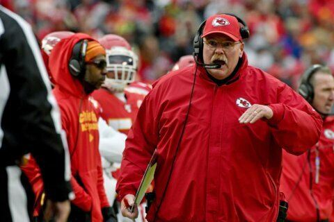 Of NFL's Final 4 coaches, Andy Reid is the outlier