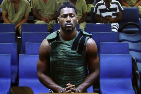 Judge frees NFL star Antonio Brown from house arrest