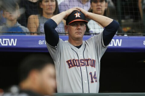 Column: Astros get the punishment, Dodgers pay the price