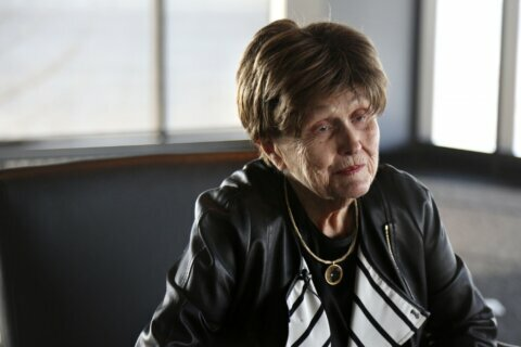For Auschwitz survivor, telling her story is reason to live