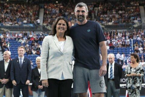 Ivanisevic, Conchita Martinez elected to tennis Hall of Fame