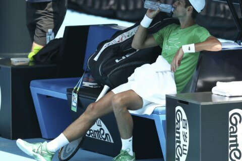 2019 champ Djokovic eyes 5th post-30 Slam title in Australia