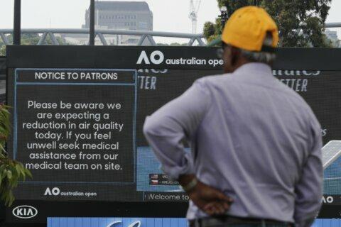 Federer, Nadal seem sure all will be OK at Australian Open