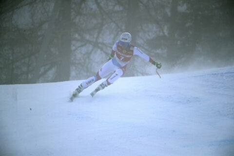 Mid-Atlantic ski resorts see colder temps, snow-making opportunities over holiday weekend
