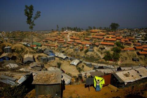 Bangladesh says once-submerged island ready for Rohingya