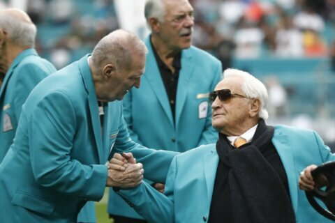 Don Shula at 90: His wife says he has a 'beautiful life'