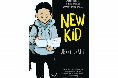 Jerry Craft, Kadir Nelson win honors for children's books