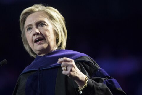 Hillary Clinton gets role at Queen's University in Belfast