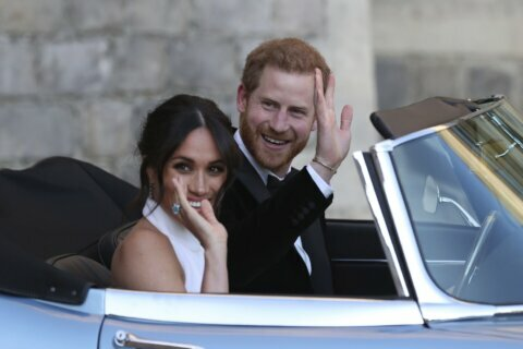 UK's Prince Harry, Meghan, abandon use of SussexRoyal brand