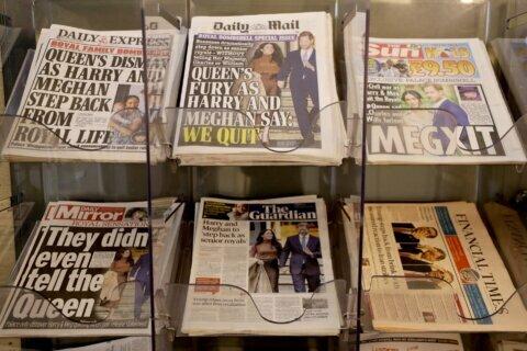 Royal reset: Harry, Meghan aim to control their media image