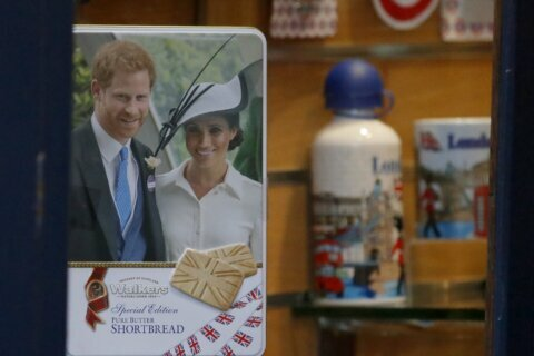 Meghan, Harry miles apart as they start new independent life