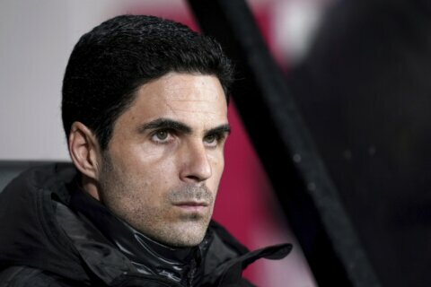 Arteta's methods taking hold as Arsenal advances in FA Cup