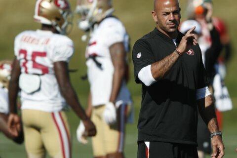Browns interview 49ers coordinator Saleh for coaching job