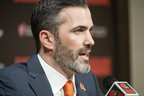 AP source: Browns interview Vikings assistant GM for opening