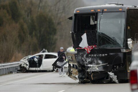 Covington Catholic bus involved in fatal crash in Kentucky