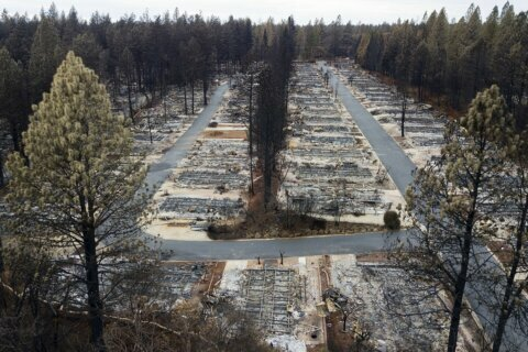 Federal government blasts PG&E's deal with California fire victims
