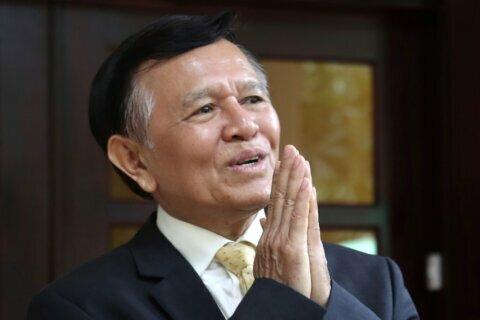 Treason trial begins of Cambodia opposition leader Kem Sokha