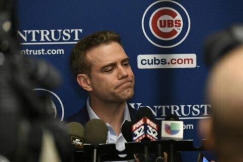 Epstein understands fan frustration in Cubs' slow offseason