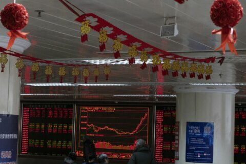 World shares subdued after signing of China-US trade pact
