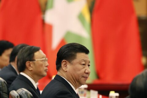 Chinese leader Xi Jinping to visit Myanmar next week