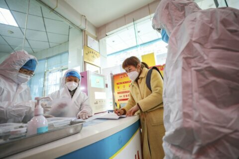 Virus in China affects sports events, Olympic qualifiers