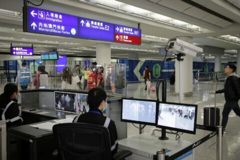 China: Possible that new virus could spread between humans
