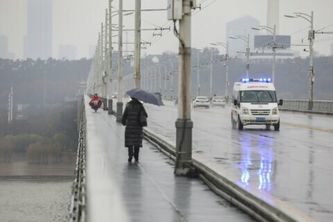 US Consulate to evacuate staff from epidemic-stricken Wuhan