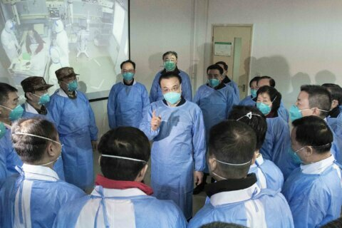 China reports 25 more virus deaths as US prepares evacuation
