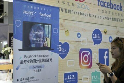While shuttered at home, China exploits social media abroad
