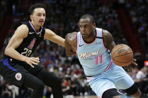 Waiters takes blame for the issues that led to suspensions
