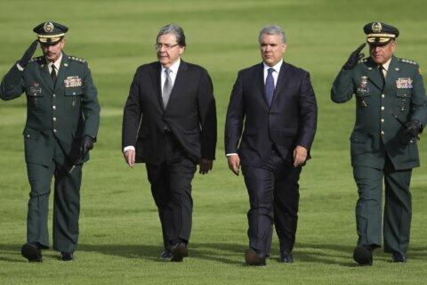 Colombian senators seek protection after surveillance report