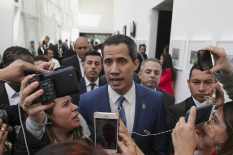 Guaidó meets with allies pointing to Venezuela terror links
