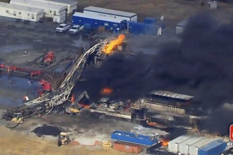 Company found partly responsible for Oklahoma rig explosion