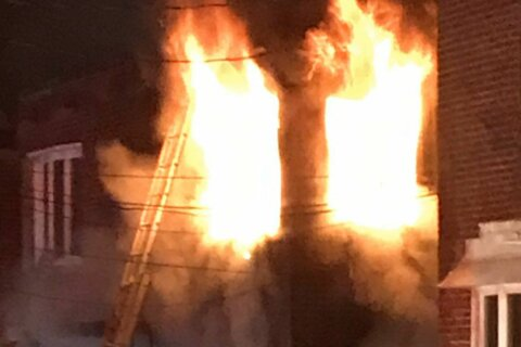 Surge protector blamed for devastating Northeast DC fire; 4 injured