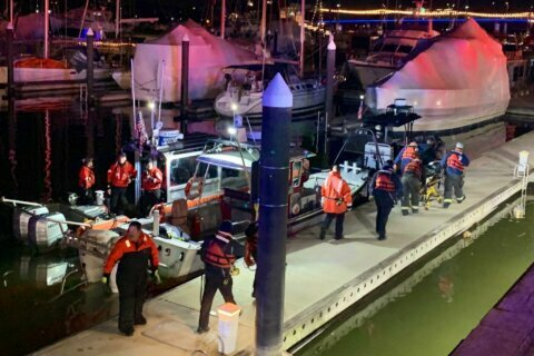Man pulled from frigid water near The Wharf in DC