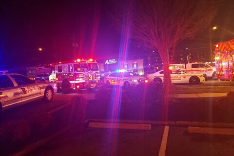 2nd pedestrian struck, killed while crossing Rockville Pike