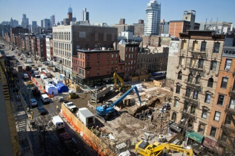 3 people get prison for Manhattan explosion that killed 2