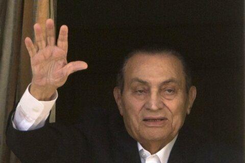 Son: Former Egyptian president Mubarak undergoes surgery