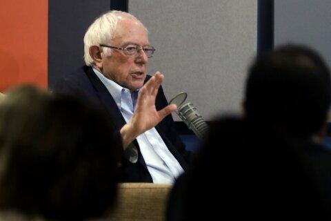 Democrats navigate sensitive gender politics as voting nears