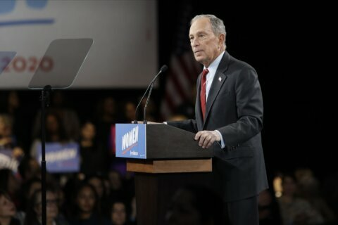 Michael Bloomberg outlines plans for cleaner buildings, cars