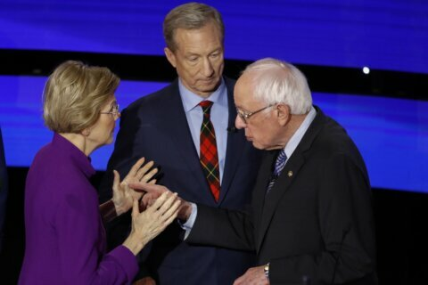 'You called me a liar,' Warren told Sanders post-Iowa debate