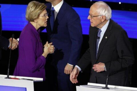 Iowa Democrats treat Warren-Sanders dust-up as 'Who cares?'