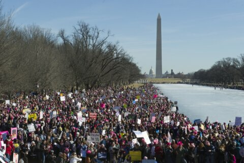 Thousands expected in DC for 4th Women's March