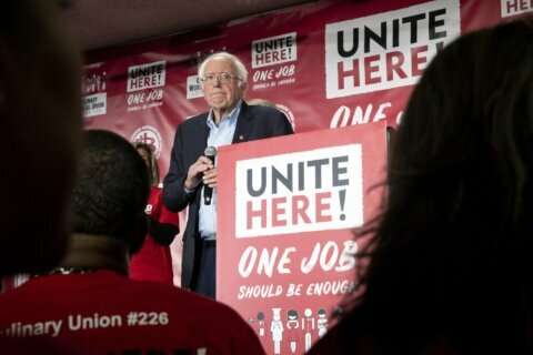 Unite Here labor union staying neutral in Democratic primary